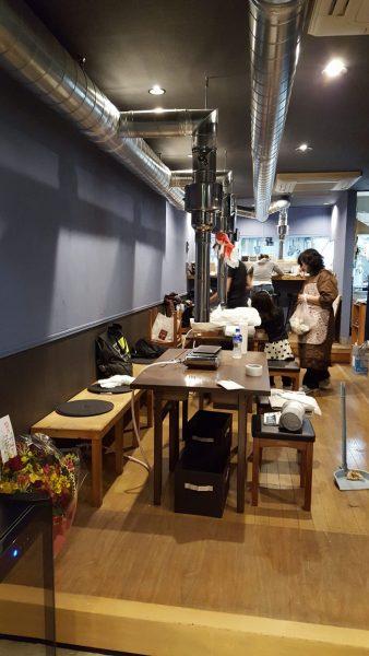 東京都旗の台 店舗内装リフォーム