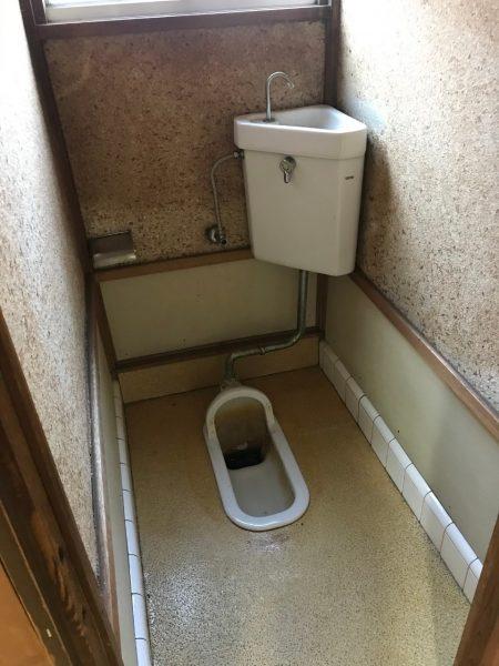 横浜市堤区市場東中町 トイレ改修工事